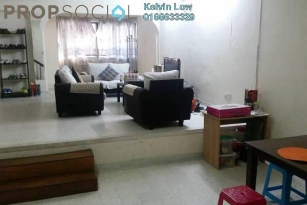 For Rent Terrace at Taman Megah, Kelana Jaya Freehold Semi Furnished 5R/4B 2.2k