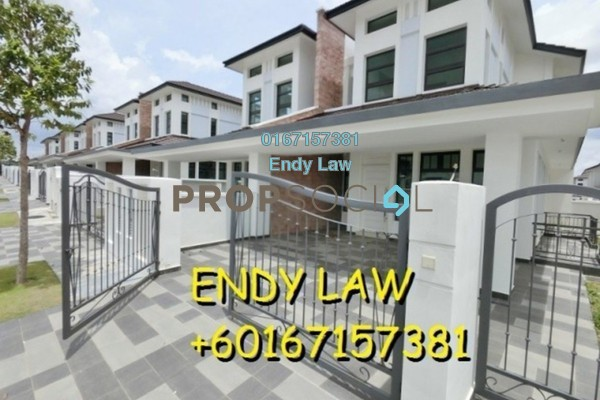 For Sale Semi-Detached at Morning Dew Tower, Gelugor Freehold Unfurnished 5R/5B 915k