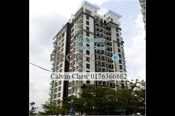For Sale Serviced Residence at Isola, Subang Jaya Freehold Unfurnished 3R/4B 1.08m