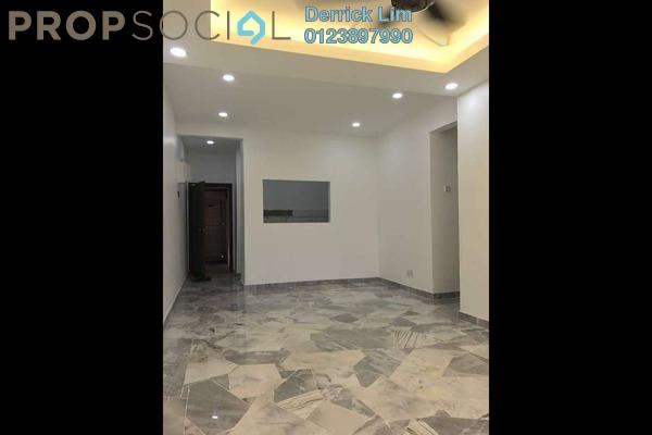 For Sale Condominium at Taman Abadi Indah, Taman Desa Freehold Semi Furnished 3R/2B 347k