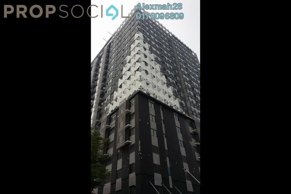 For Sale Condominium at Avenue D'Vogue, Petaling Jaya Freehold Semi Furnished 1R/1B 520k