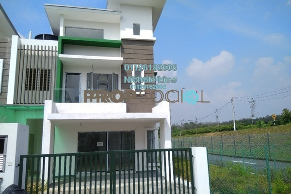 For Sale Superlink at Taman Pelangi Semenyih, Semenyih Leasehold Unfurnished 4R/4B 538k