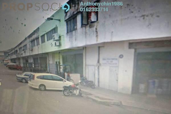 For Rent Factory at Taman Bukit Serdang, Seri Kembangan Freehold Unfurnished 1R/2B 5k
