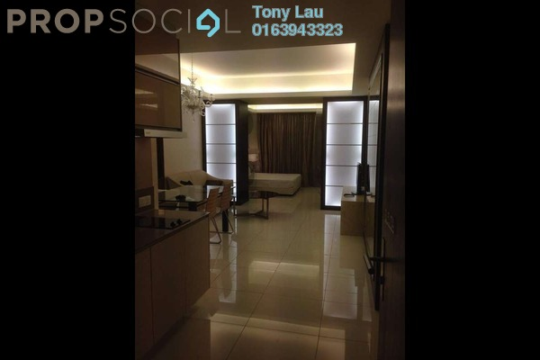 For Sale Condominium at Plaza Damas 3, Sri Hartamas Freehold Fully Furnished 1R/1B 560k