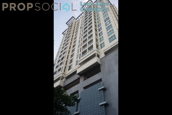 For Sale Condominium at 231 TR, KLCC Freehold Fully Furnished 2R/2B 728k