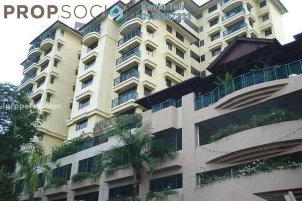 For Sale Condominium at Cascadium, Bangsar Freehold Fully Furnished 2R/2B 1.1m