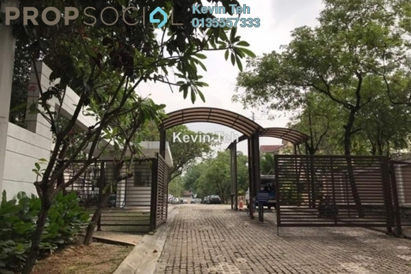 For Sale Semi-Detached at Changkat Kiara, Dutamas Freehold Fully Furnished 5R/6B 3.2m