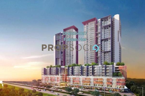 For Sale Serviced Residence at PJ Midtown, Petaling Jaya Freehold Fully Furnished 1R/1B 513.0千