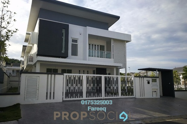 For Sale Bungalow at Cypress Residences, Denai Alam Freehold Unfurnished 5R/6B 2.1m