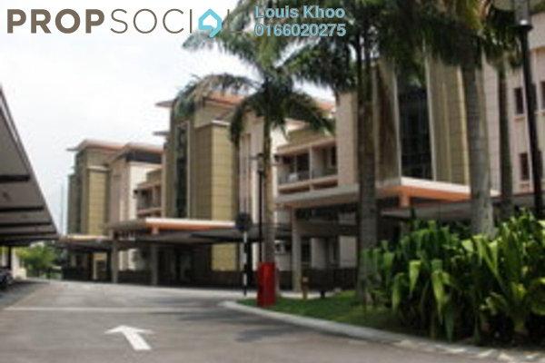 For Sale Condominium at Savanna 1, Bukit Jalil Freehold Semi Furnished 4R/2B 680k