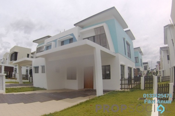 For Sale Semi-Detached at Setia EcoHill 2, Semenyih Freehold Unfurnished 5R/5B 800k
