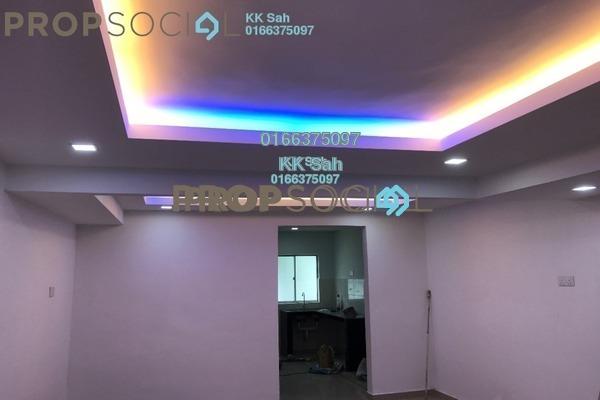 For Sale Link at Taman Sentosa, Klang Freehold Unfurnished 3R/2B 288k