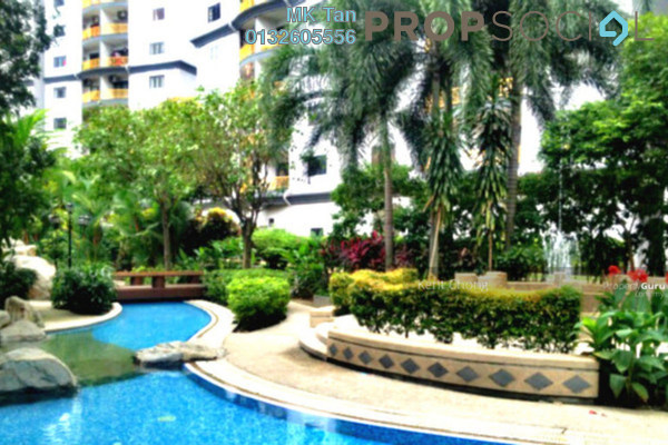 For Sale Condominium at Sri Putramas I, Dutamas Freehold Semi Furnished 3R/2B 485k