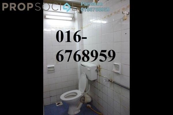 For Rent Apartment at Pandan Jaya, Pandan Indah Freehold Unfurnished 3R/2B 1.4k