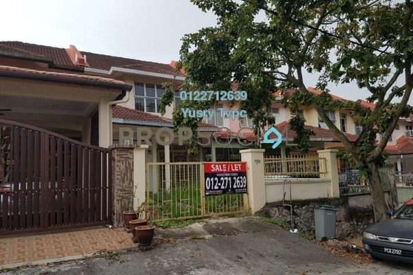 For Sale Terrace at Taman Desa Anggerik, Putra Nilai Freehold Unfurnished 4R/3B 358k