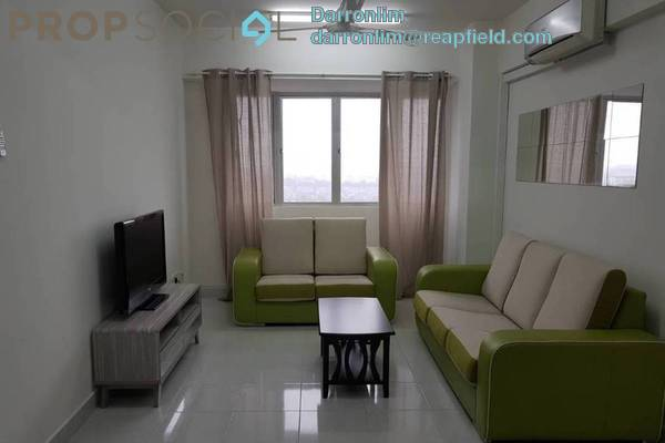 For Rent Condominium at Main Place Residence, UEP Subang Jaya Freehold Fully Furnished 3R/2B 2.1k