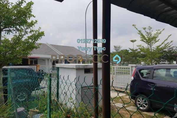 For Sale Terrace at Timur 5, Bandar Enstek Freehold Unfurnished 3R/2B 325k