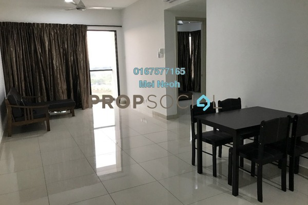 For Rent Condominium at The Raffles Suites, Johor Bahru Freehold Fully Furnished 2R/2B 1.5k
