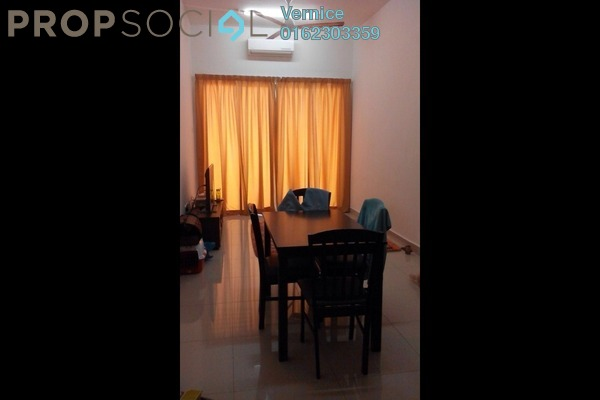 For Rent Condominium at DPulze, Cyberjaya Freehold Fully Furnished 1R/1B 1.4k
