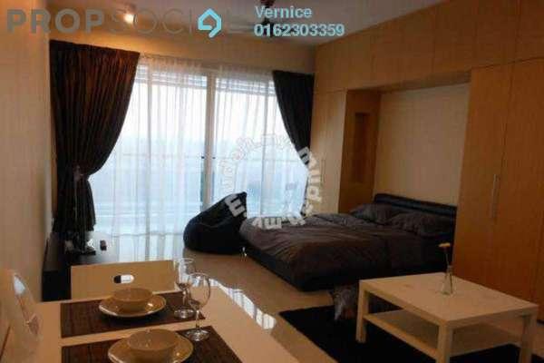 For Sale Condominium at Oasis Ara Damansara, Ara Damansara Freehold Semi Furnished 0R/1B 403k