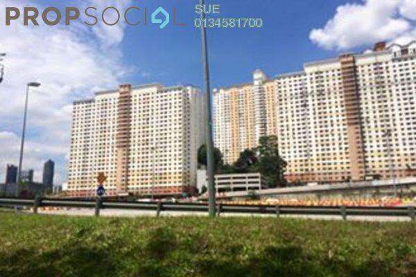 For Rent Apartment at Flora Damansara, Damansara Perdana Freehold Semi Furnished 3R/2B 650translationmissing:en.pricing.unit