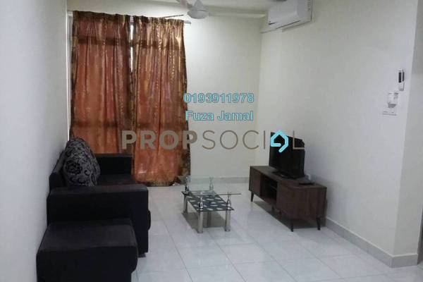 For Rent Apartment at MasReca N19eteen, Cyberjaya Freehold Fully Furnished 3R/2B 1.5k