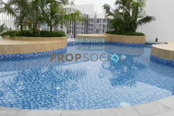 For Rent Condominium at Eclipse Residence @ Pan'gaea, Cyberjaya Freehold Fully Furnished 2R/2B 1.6k