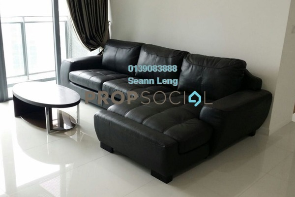 For Rent Condominium at Summer Suites, KLCC Freehold Fully Furnished 1R/1B 2.55k