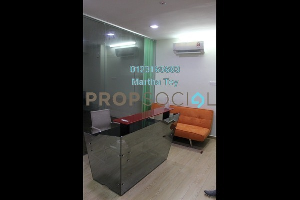 For Rent Office at Impian Meridian, UEP Subang Jaya Freehold Fully Furnished 9R/2B 3.5k