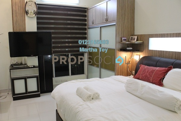 For Rent Serviced Residence at Impian Meridian, UEP Subang Jaya Freehold Fully Furnished 3R/2B 2.8k