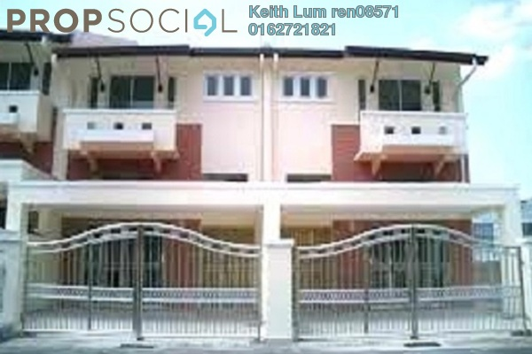 For Sale Terrace at Taman Bukit Serdang, Seri Kembangan Freehold Unfurnished 5R/4B 1.3m