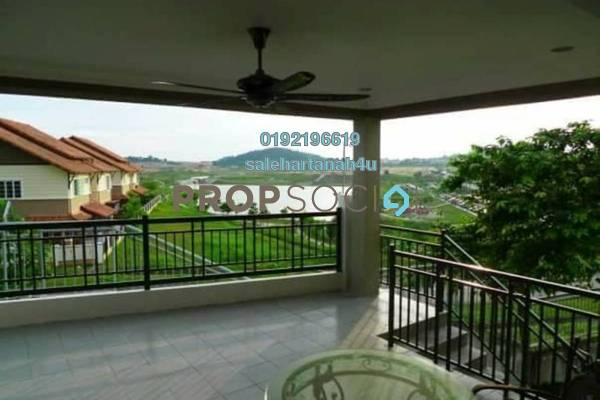 For Sale Terrace at Perdana Heights, Cheras South Freehold Semi Furnished 5R/4B 1.95m