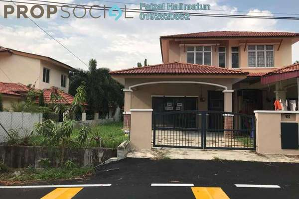 For Sale Semi-Detached at Sepang Gold Coast, Sepang Freehold Semi Furnished 5R/2B 480.0千