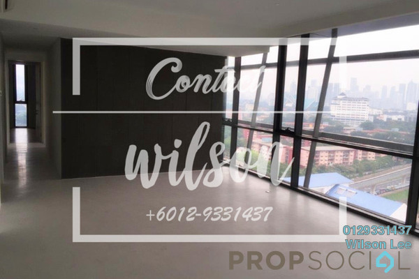For Sale Condominium at The Capers, Sentul Freehold Semi Furnished 3R/4B 1.04m