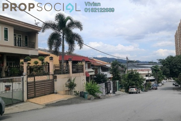 For Sale Terrace at Taman Connaught, Cheras Freehold Semi Furnished 5R/3B 598k