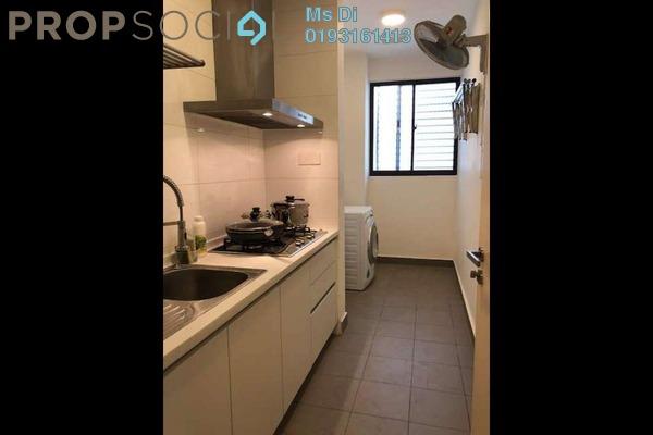 For Rent Condominium at Isola, Subang Jaya Freehold Fully Furnished 2R/2B 4.5k