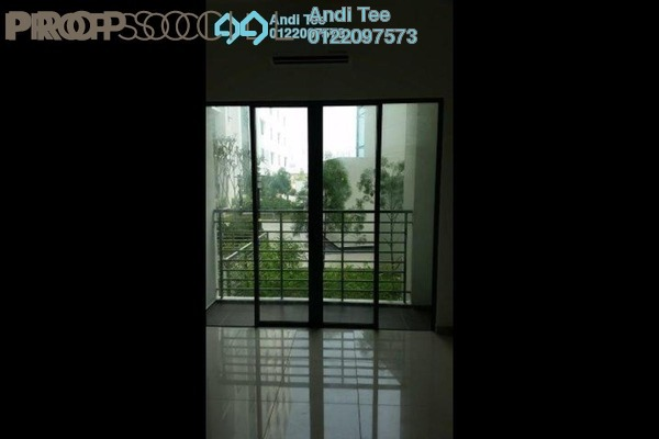 For Sale Condominium at DPulze, Cyberjaya Freehold Semi Furnished 1R/1B 330k