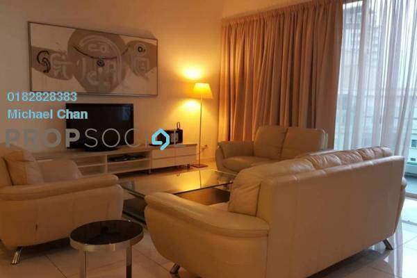 For Sale Condominium at The Park Residences, Bangsar South Freehold Fully Furnished 3R/4B 1.8m