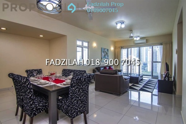For Rent Condominium at Ceriaan Kiara, Mont Kiara Freehold Fully Furnished 3R/4B 5.5k