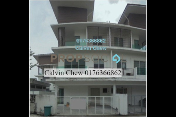 For Sale Semi-Detached at LaVille, Bandar Tun Hussein Onn Freehold Unfurnished 5R/4B 1.35m
