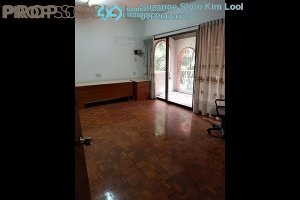 For Sale Bungalow at Bukit Bandaraya, Bangsar Freehold Semi Furnished 5R/4B 4m