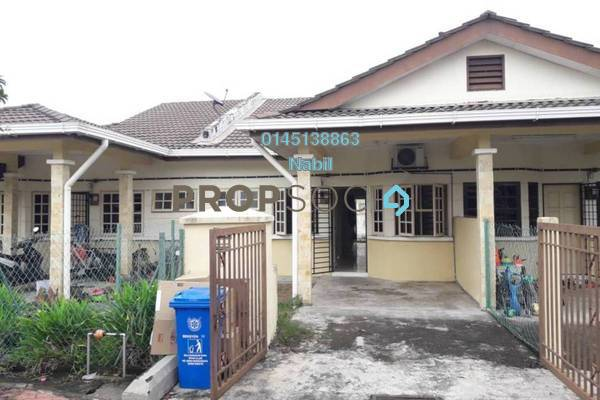 For Sale Terrace at Section 30, Shah Alam Freehold Unfurnished 3R/2B 315k