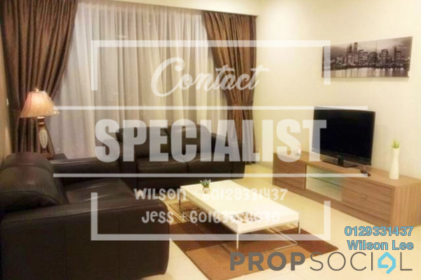 For Rent SoHo/Studio at The Westside One, Desa ParkCity Freehold Fully Furnished 1R/1B 3.2k
