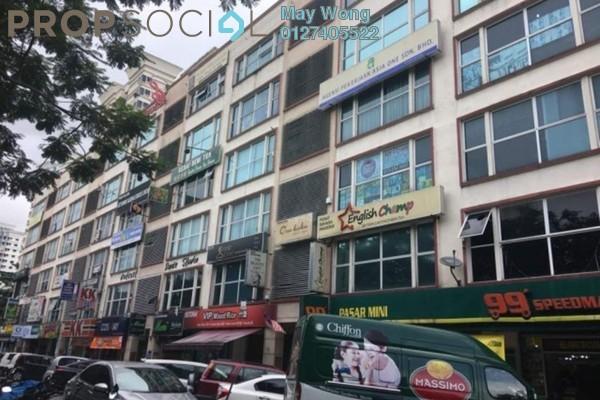 For Sale Office at BU10, Bandar Utama Freehold Semi Furnished 0R/0B 680k