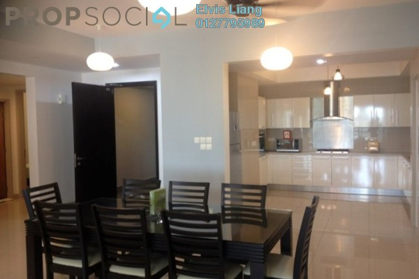 For Sale Condominium at Mont Kiara Banyan, Mont Kiara Freehold Fully Furnished 3R/3B 1.38m