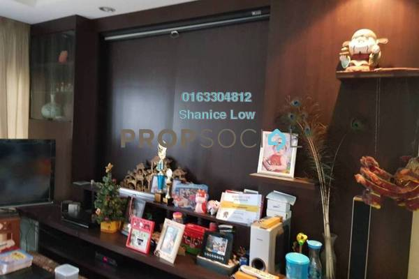 For Sale Condominium at Sri Putramas I, Dutamas Freehold Semi Furnished 3R/2B 550k