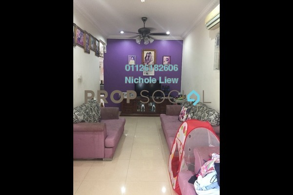 For Sale Terrace at Taman Murni, Cheras South Freehold Semi Furnished 3R/2B 470k