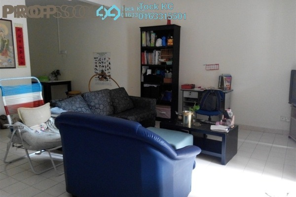 For Sale Terrace at Taman Balakong Jaya, Balakong Freehold Semi Furnished 4R/3B 450k
