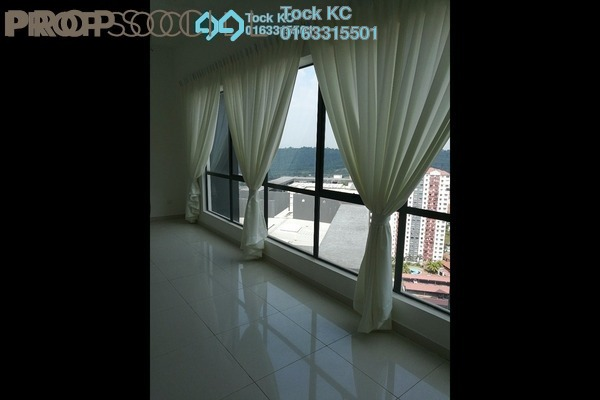 For Rent SoHo/Studio at Zeva, Bandar Putra Permai Freehold Semi Furnished 0R/1B 850translationmissing:en.pricing.unit