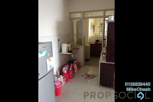 For Rent Condominium at Platinum Lake PV16, Setapak Freehold Semi Furnished 3R/2B 1.95k